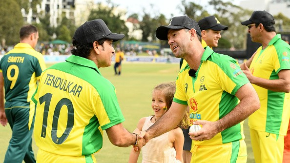 Bushfire relief game raises over USD 7.7 million as Ponting XI beats Gilchrist XIby 1 run