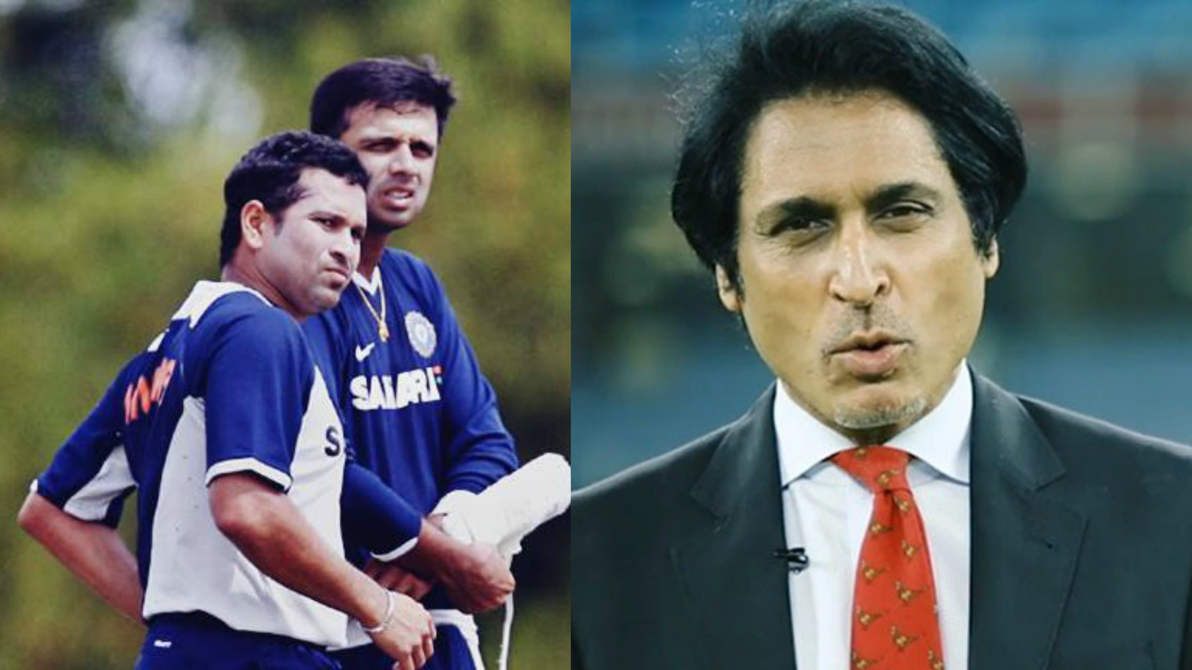 Credit to Rahul Dravid, for at times outdoing even Sachin Tendulkar, says Ramiz Raja