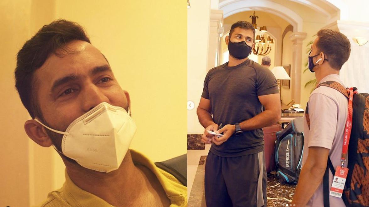 IPL 2021: Kolkata Knight Riders' players begin quarantine ahead of training camp