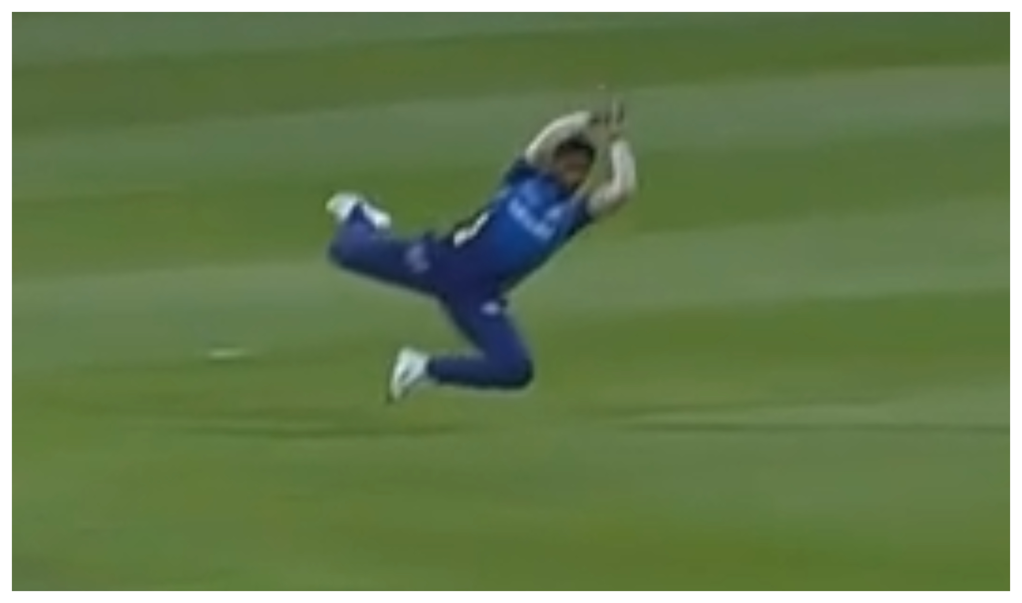 Suryakumar Yadav's outstanding catch | Screengrab