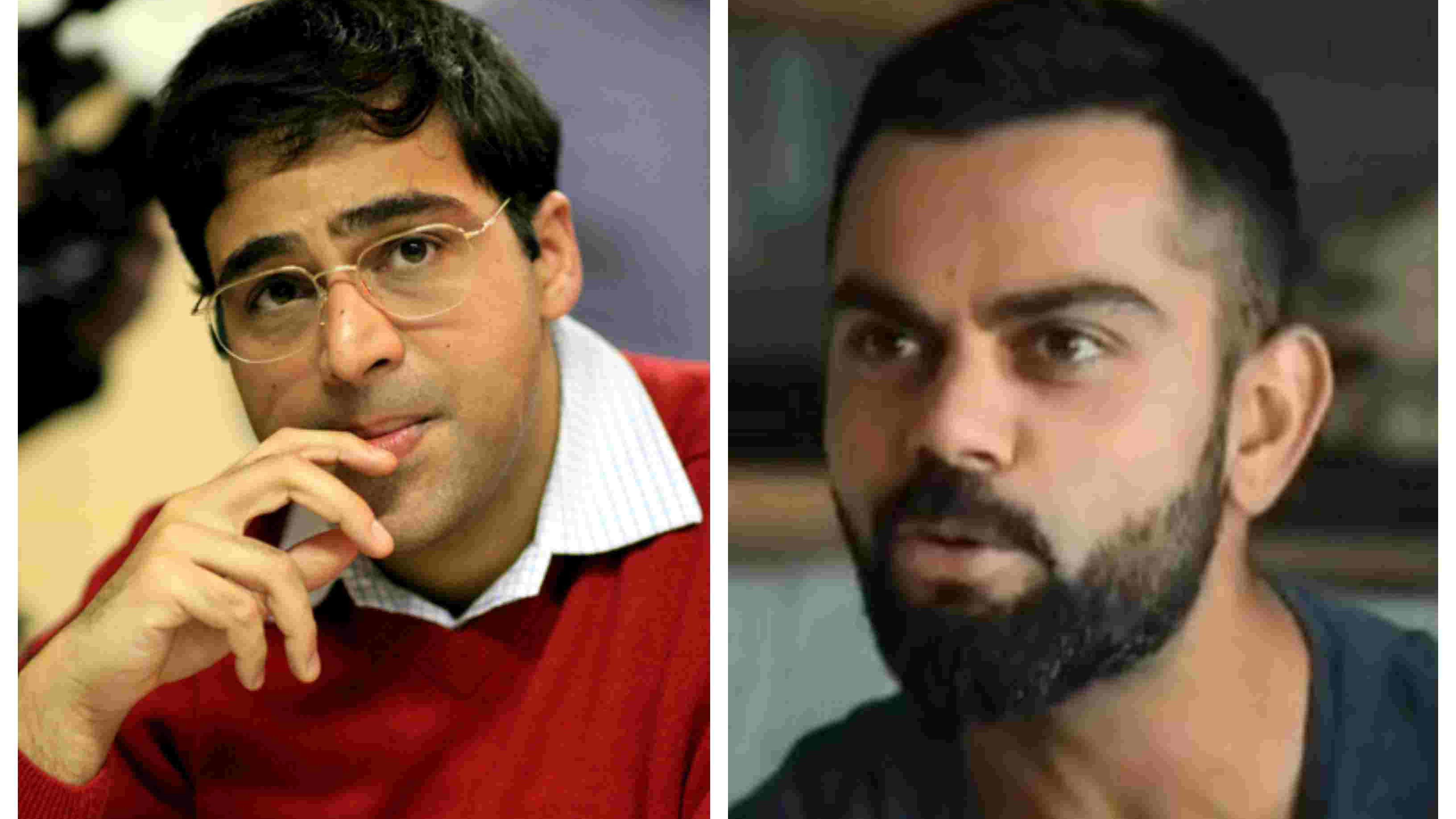 Virat Kohli got emotional while making 'leave India' comment, says Viswanathan Anand