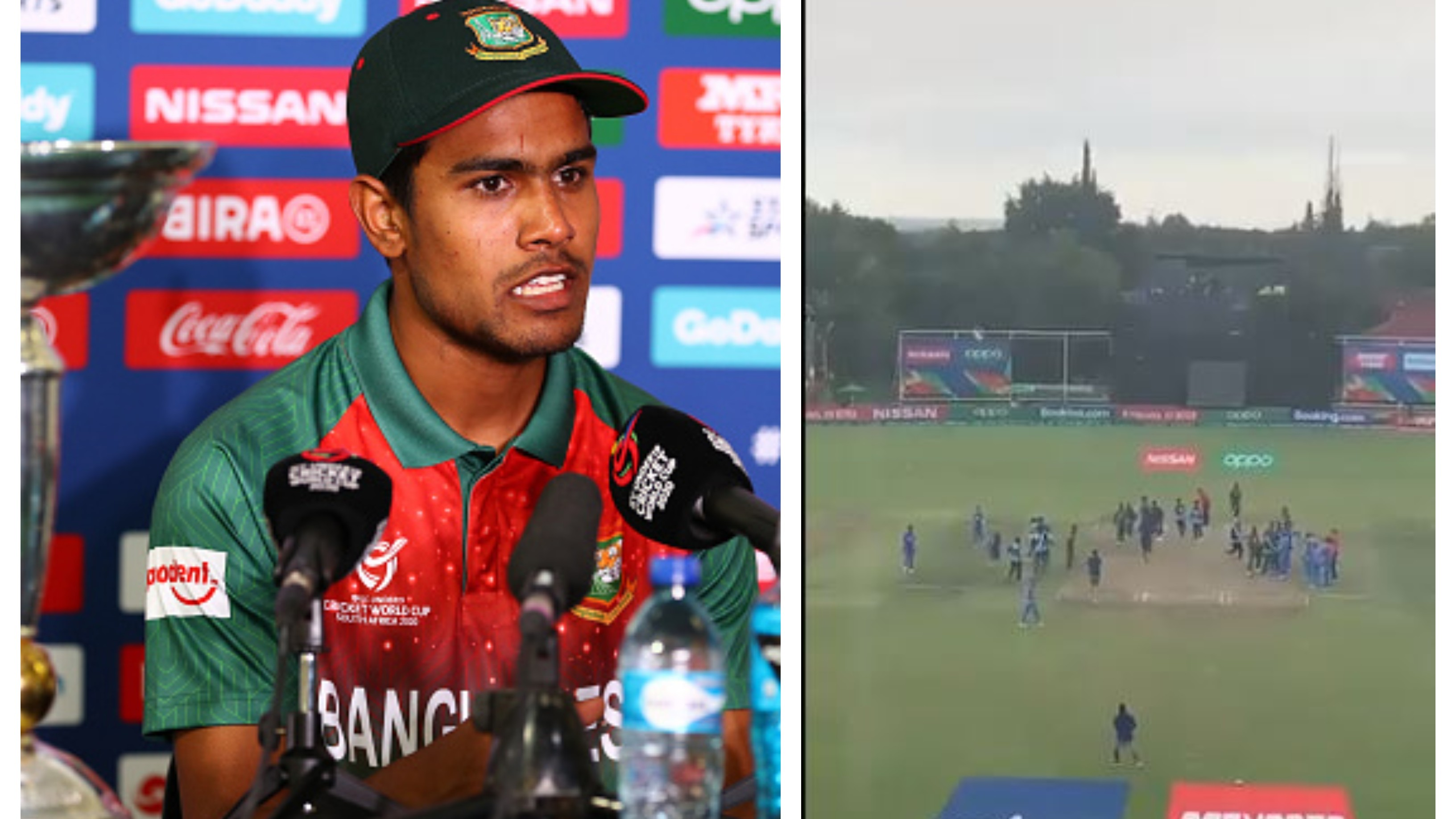 U19CWC 2020: Bangladesh captain Akbar Ali regrets his players' conduct post World Cup win