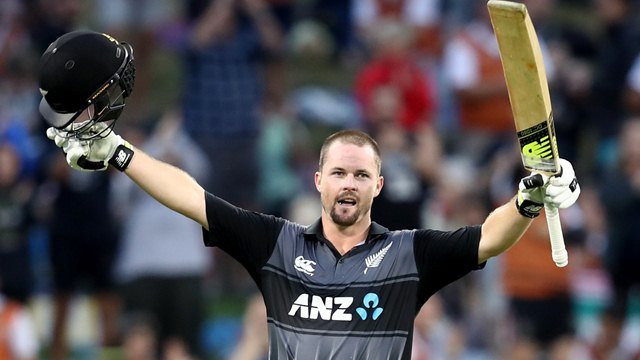 PAK v NZ 2018: Colin Munro ready for the Pakistan challenge in UAE