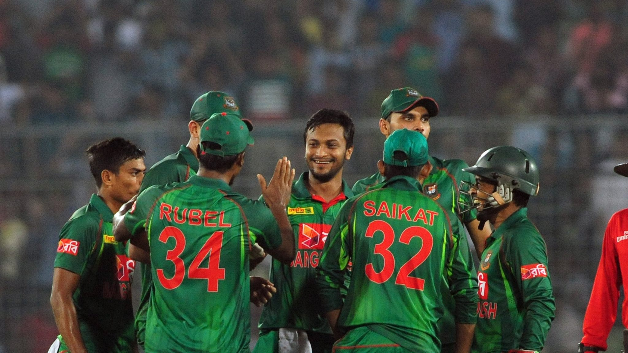 Bangladesh announce their ODI squad for the tour of West Indies
