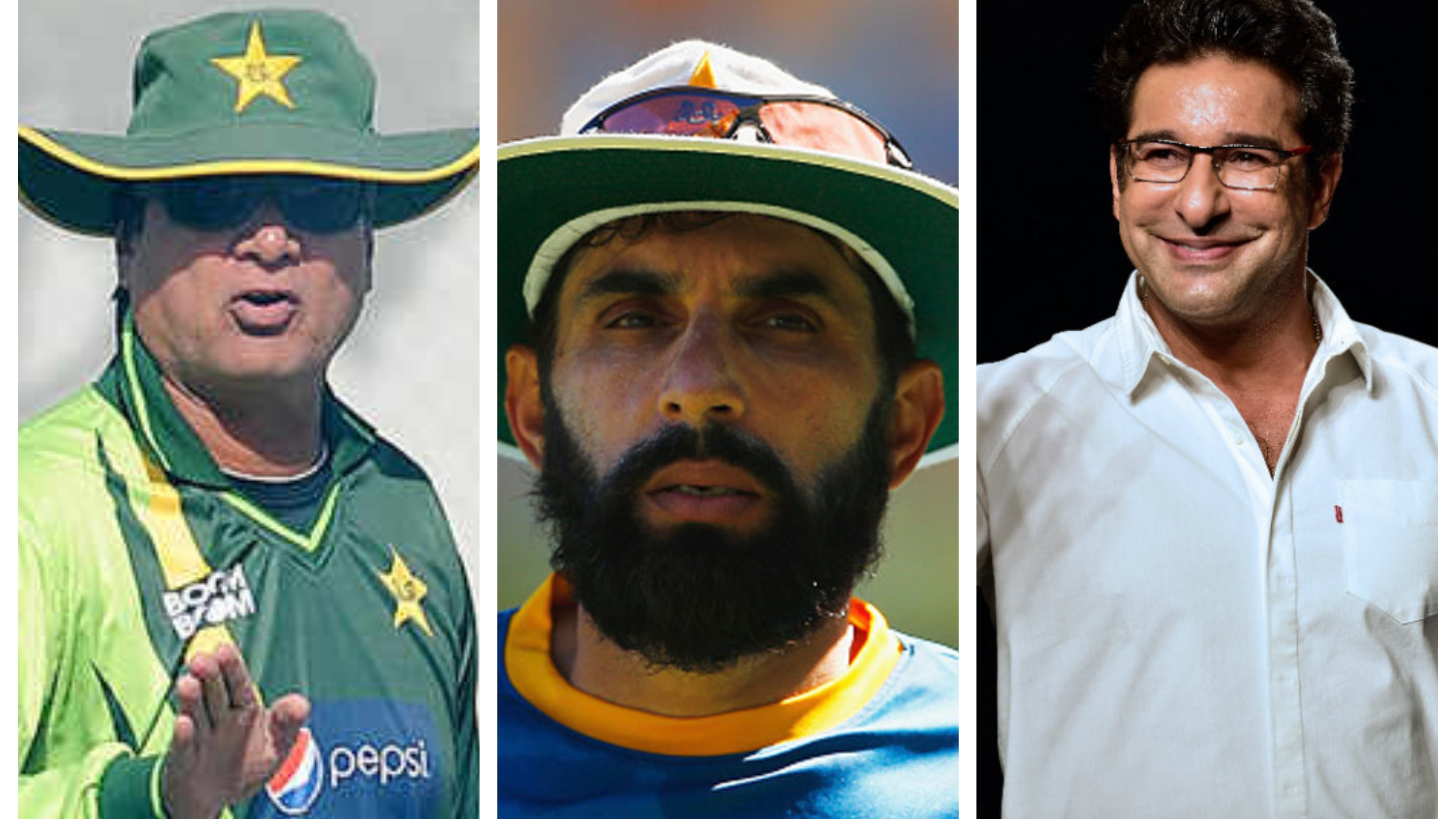 PCB appoints Misbah, Akram, Mohsin as part of its cricket committee