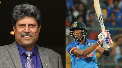 Kapil Dev urges Hardik Pandya to improve his batting skills