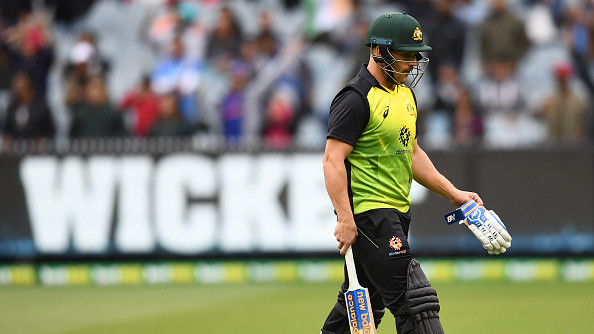 AUS v IND 2018-19: Aaron Finch not worried about his poor form ahead of India Tests