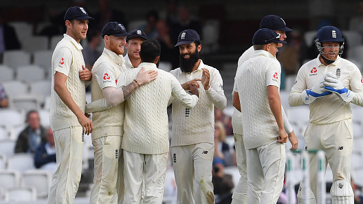 ENG v IND 2018: England clinches the series 4-1 despite fighting centuries from Rahul and Pant