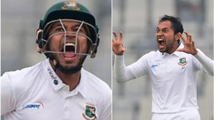 BAN v ZIM 2020: Mushfiqur Rahim reveals the reason behind his unique 'dragon' celebration