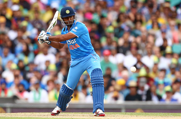 In-form Ambati Rayudu dropped from India's squad for England tour | Getty Images