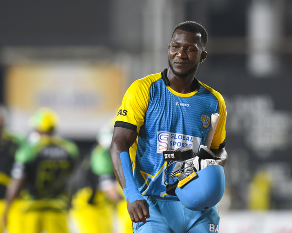 Darren Sammy | Source Getty