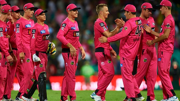 BBL 09: Sixers edge past Thunder by 1 run in Super Over at SCG