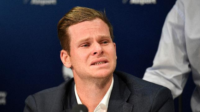 I probably spent four days in tears after the ball-tampering saga, says Steve Smith