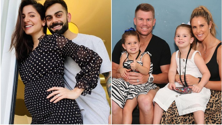 Warner ready to pass tips on parenting after Kohli got blessed with a baby girl
