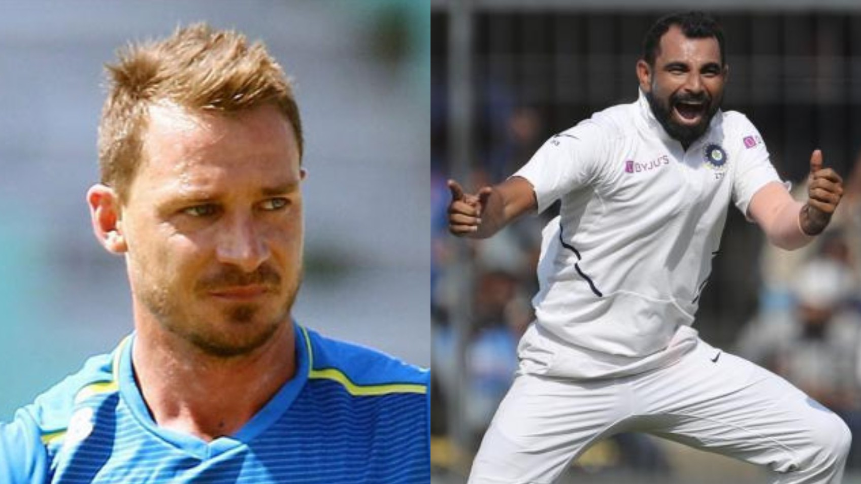 Dale Steyn calls India's Mohammad Shami the best bowler in the world