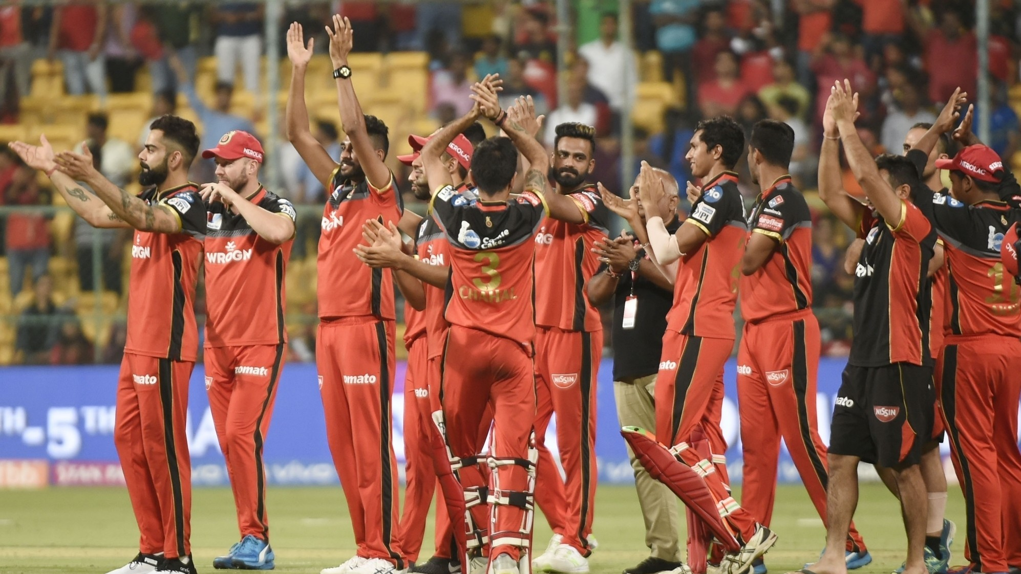 IPL 2020: Royal Challengers Bangalore – List of players released and retained