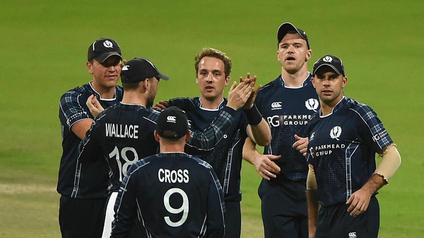 स्कॉटलैंड ने पाकिस्तान के खिलाफ आगामी T20I सीरीज के लिए टीम की घोषणा की