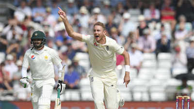 ENG vs PAK 2018: Stuart Broad replies to Michael Vaughan's criticism against James Anderson