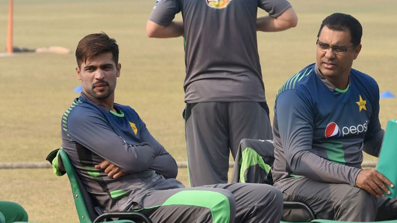 Amir talked how Misbah and Waqar worked on spoiling his name in public | Twitter