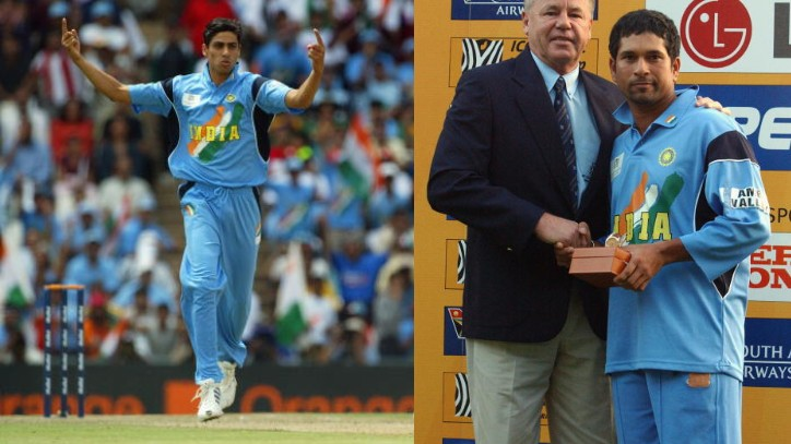 Ashish Nehra reveals how Sachin Tendulkar became 'paaji' after his 98 against Pakistan in World Cup 2003