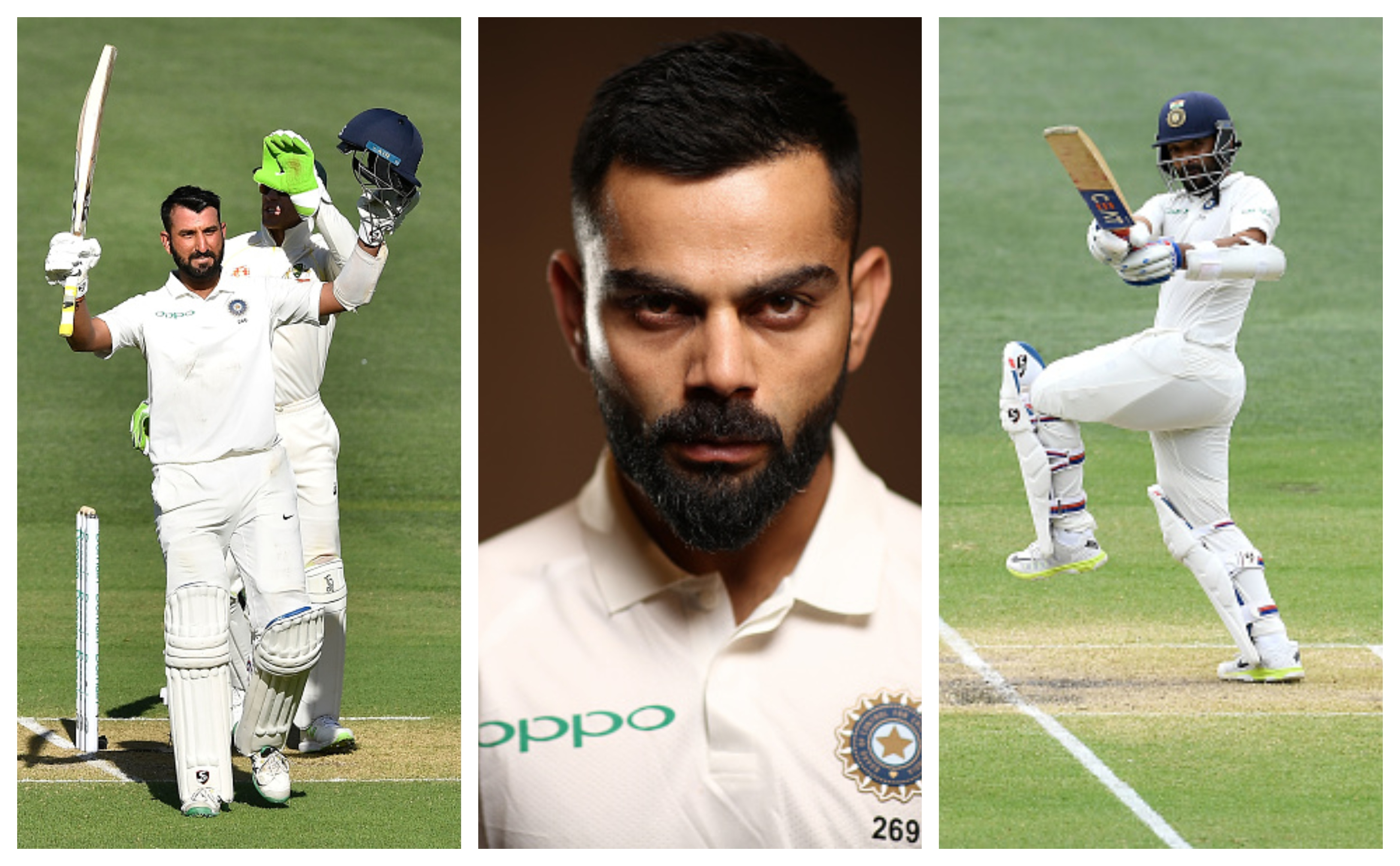 It is this impregnable batting prowess in the middle that India hopes to see reassert its dominace again, in Perth | Getty
