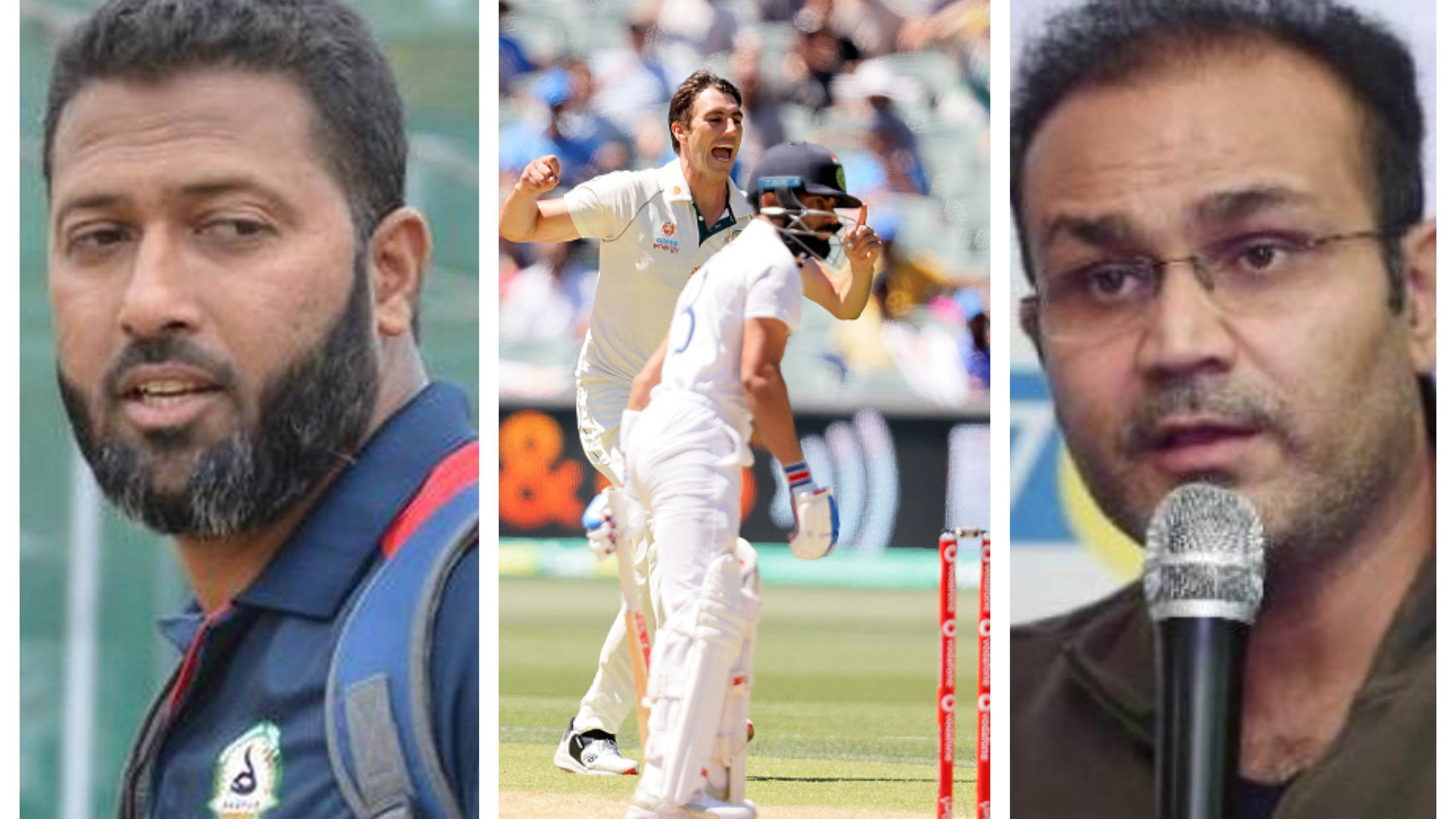 AUS v IND 2020-21: Cricket fraternity reacts as Australia dismiss India for a paltry 36 in 2nd innings at Adelaide