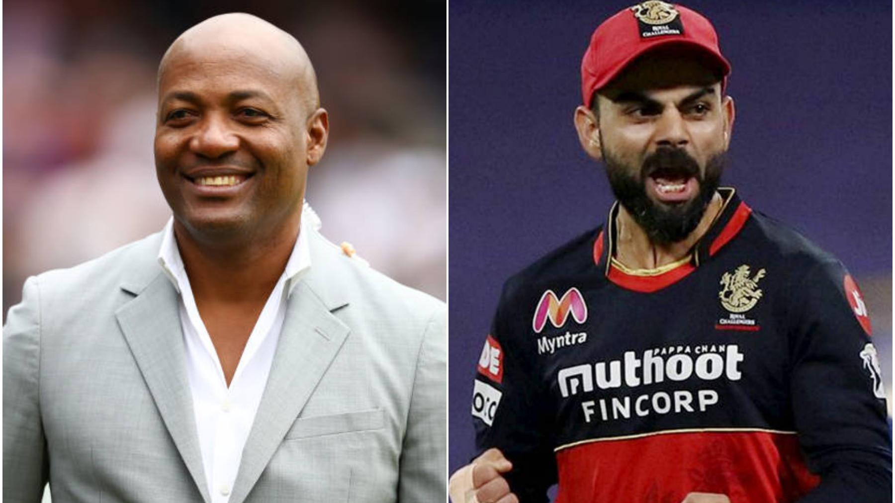 IPL 2021: Brian Lara supports Virat Kohli's decision to step down as RCB captain