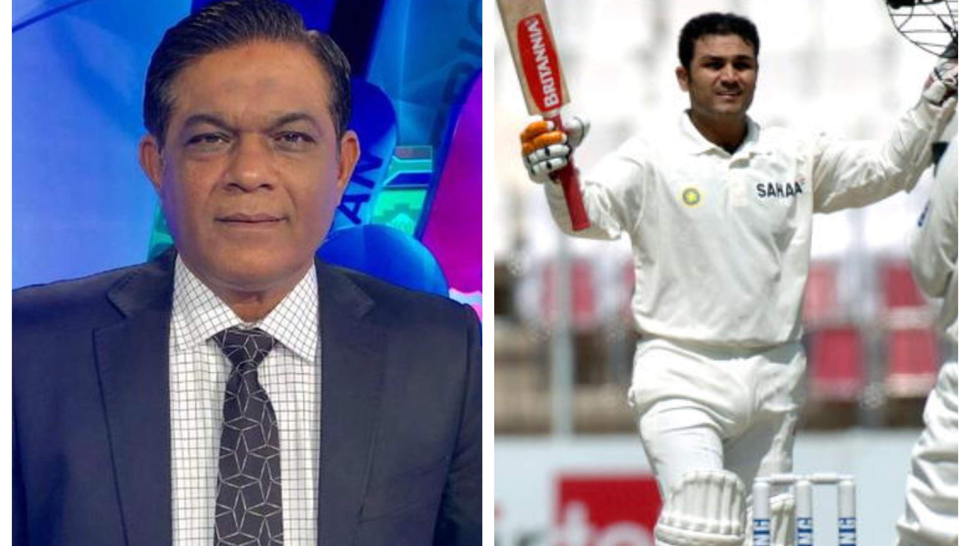 Sehwag would've easily crossed 10,000 Test runs had he played for another country: Rashid Latif