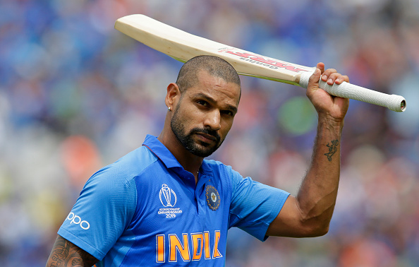 Shikhar Dhawan | Getty Images