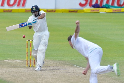 Rohit Sharma hit 47 in a lost cause   Getty