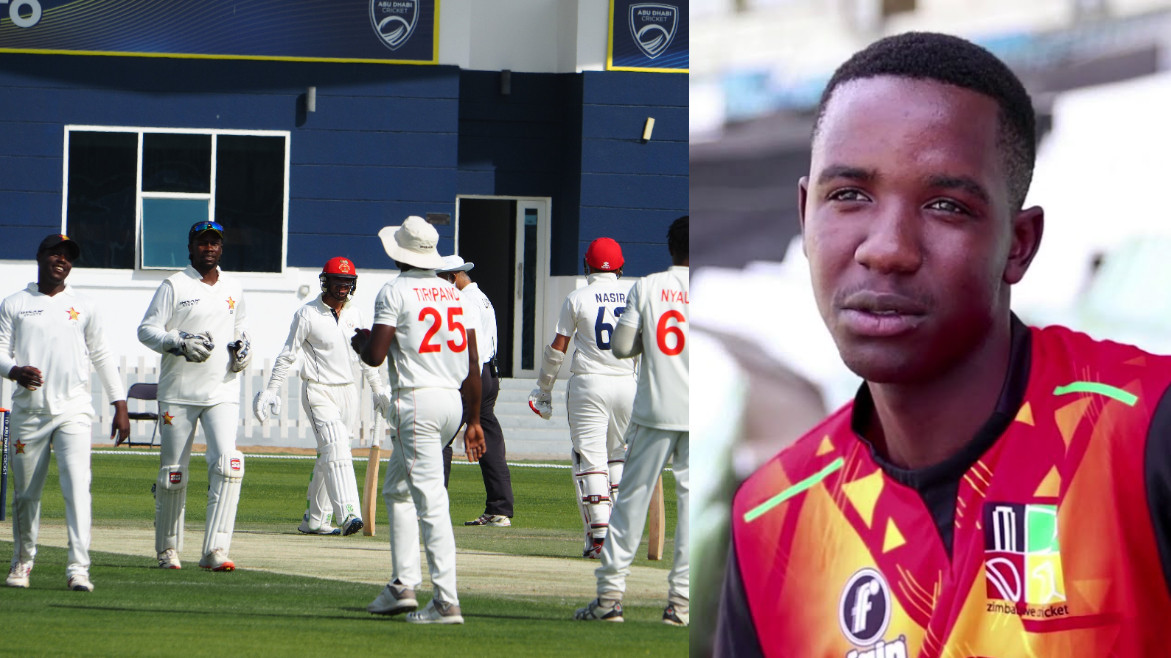AFG v ZIM 2021: Wesley Madhevere says young Zimbabwe team ready for Afghanistan challenge