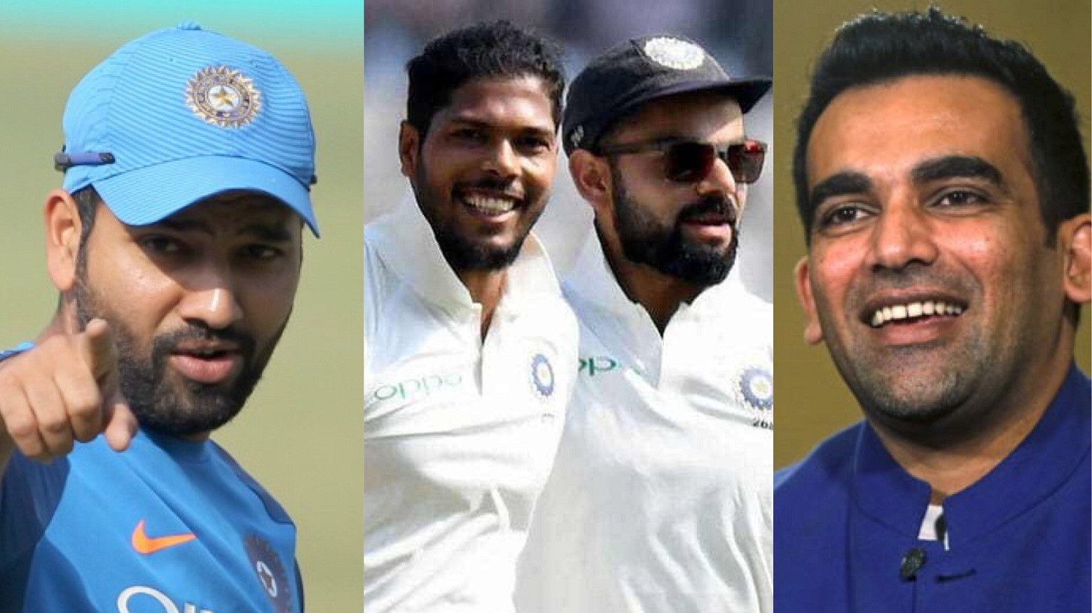 IND v WI 2018: Cricket fraternity applauds Umesh Yadav as Team India wins series 2-0