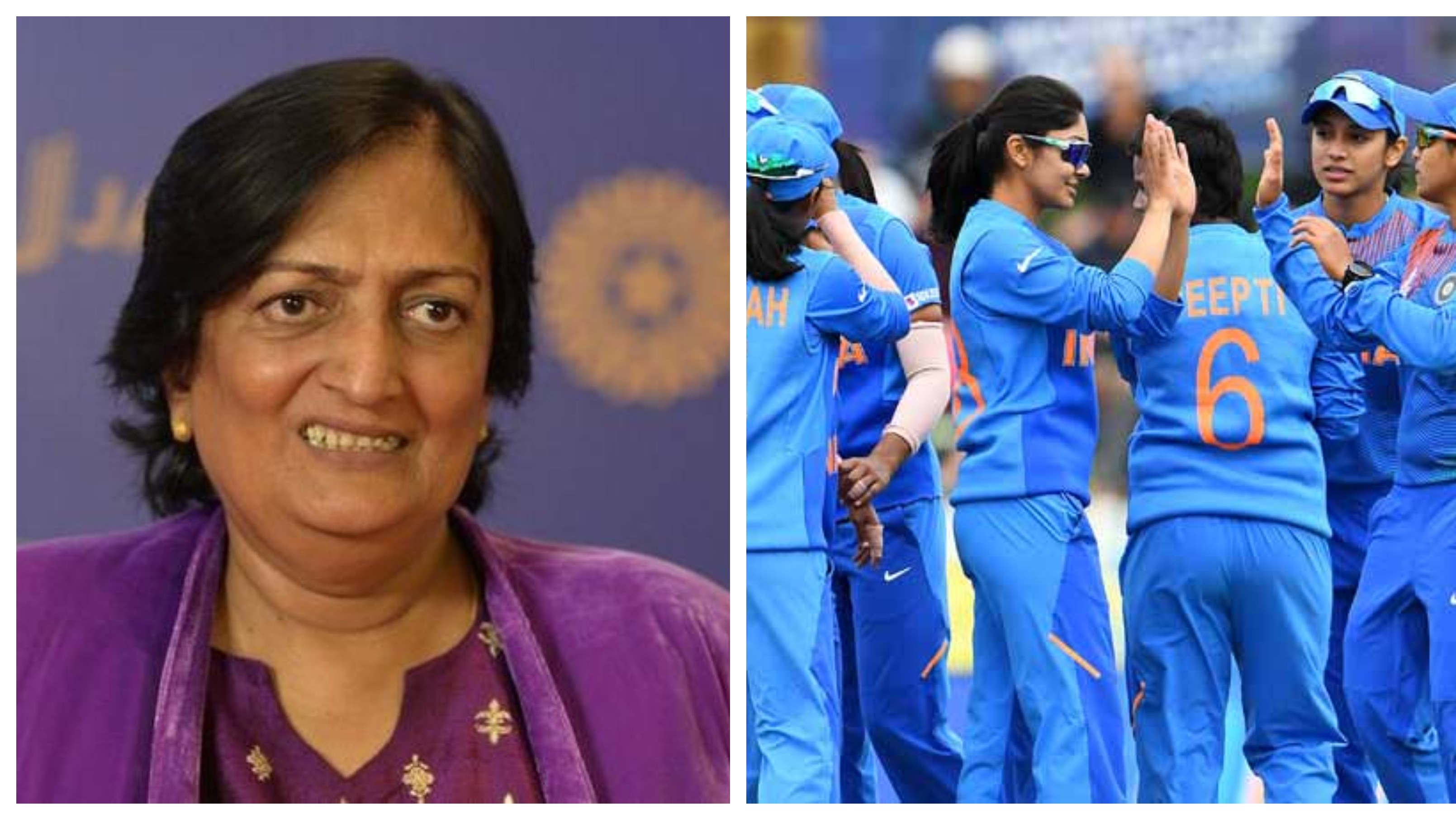 Shantha Rangaswamy defends BCCI's decision to call-off Indian women's UK trip