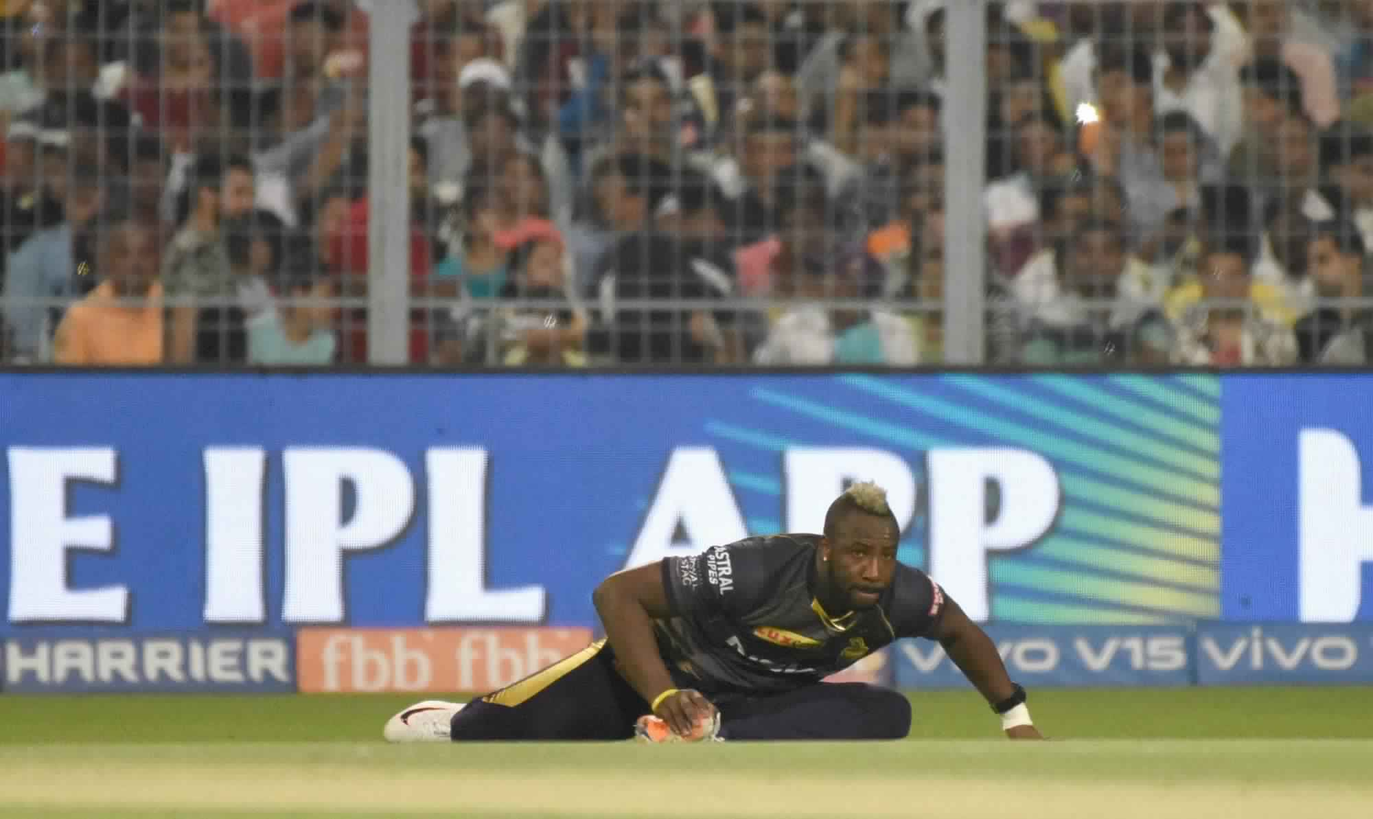 Andre Russell | IANS