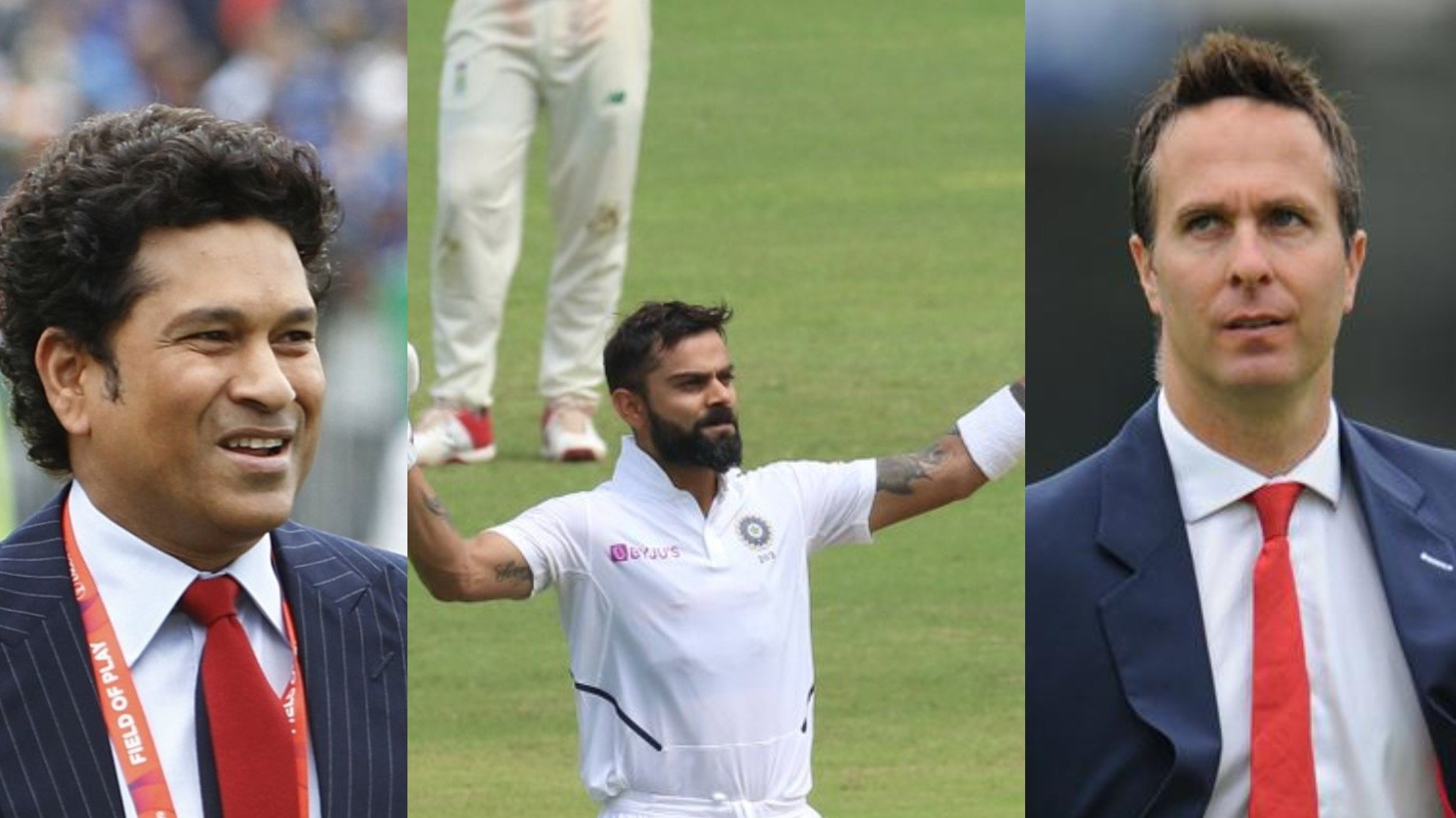 IND v SA 2019:Cricket fraternity lauds Virat Kohli's amazing 254*; India declares on 601/5