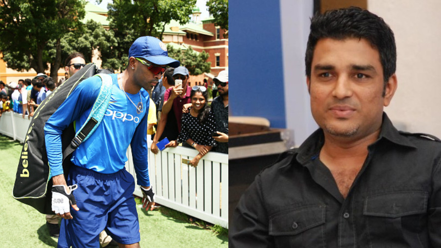 Sanjay Manjrekar sees no place for Hardik Pandya in Indian XI, Twitter counters his views