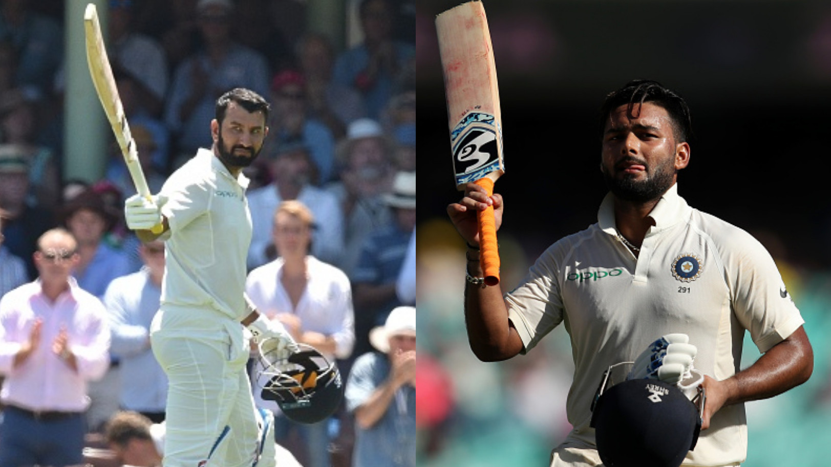 AUS v IND 2018-19: India declares on 622/7 after big hundreds by Cheteshwar Pujara and Rishabh Pant