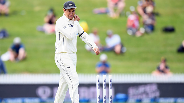Ross Taylor diagnosed with a grade one calf strain ahead of England Tour