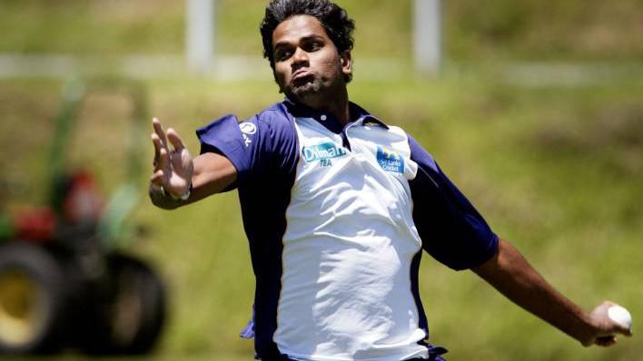 आईसीसी ने नियम उल्लंघन के आरोप में श्रीलंका के गेंदबाजी कोच नुवान जोयसा को किया सस्पेंड
