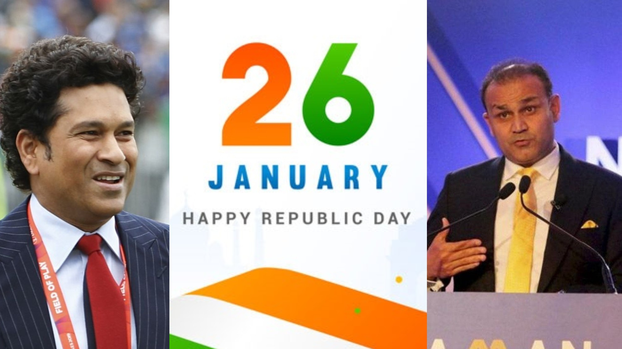 Indian cricket fraternity wishes the nation on 71st Republic Day