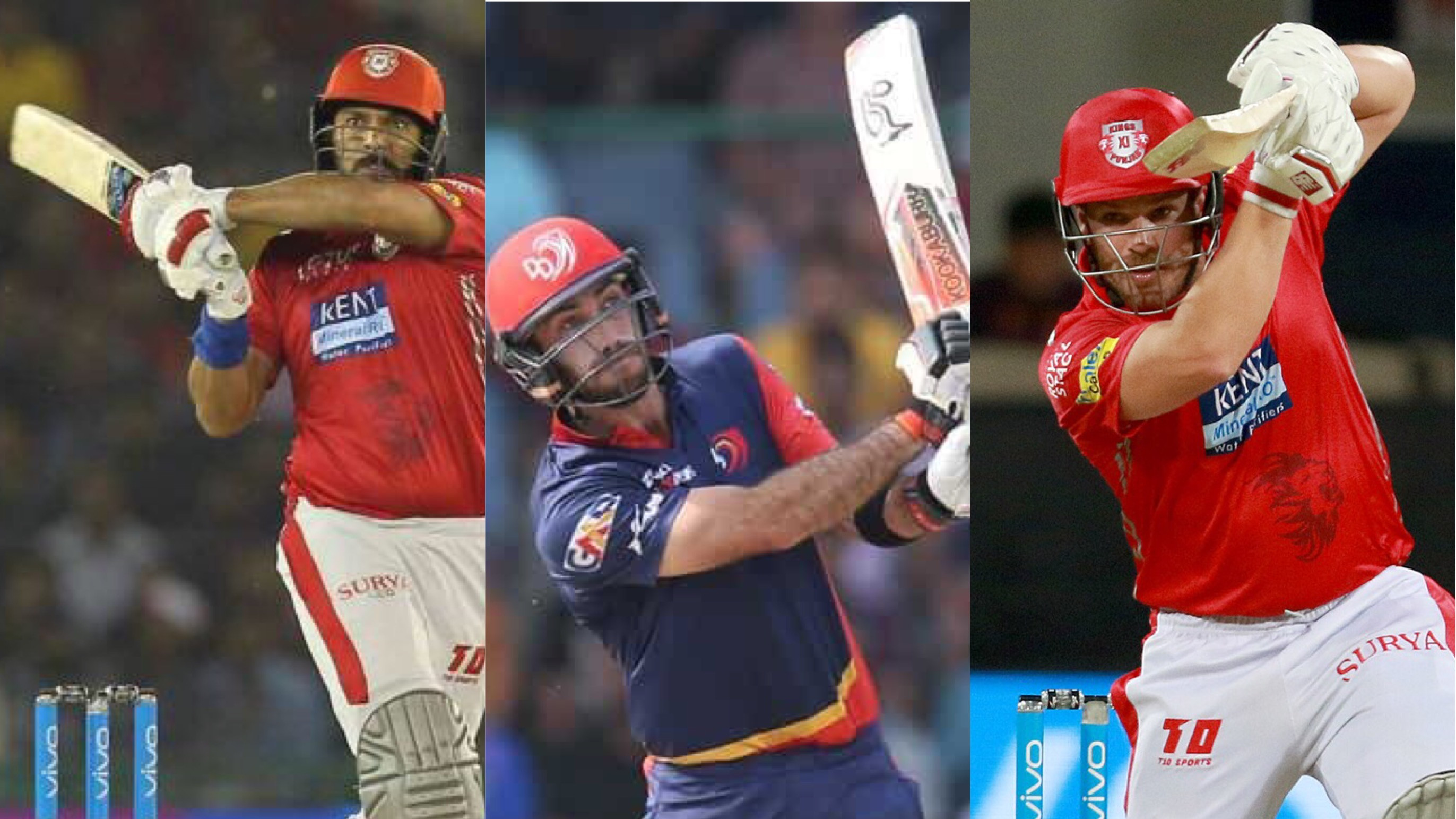IPL 2019: Finch and Maxwell pull out of IPL Auction; Yuvraj Singh sets base price at 1 crore