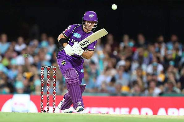Short has scored 465 runs so far in BBL 07. (Getty)