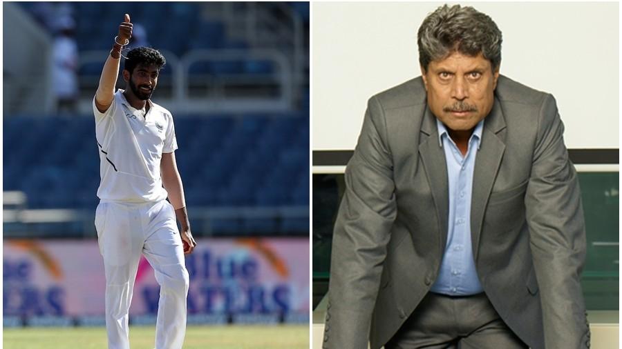 "Kapil Dev lauds Jasprit Bumrah saying ""He can rattle batsmen more often than any other bowler"""