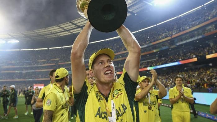 James Faulkner was adjudged Man of the Match in the World Cup 2015 final | Getty Images