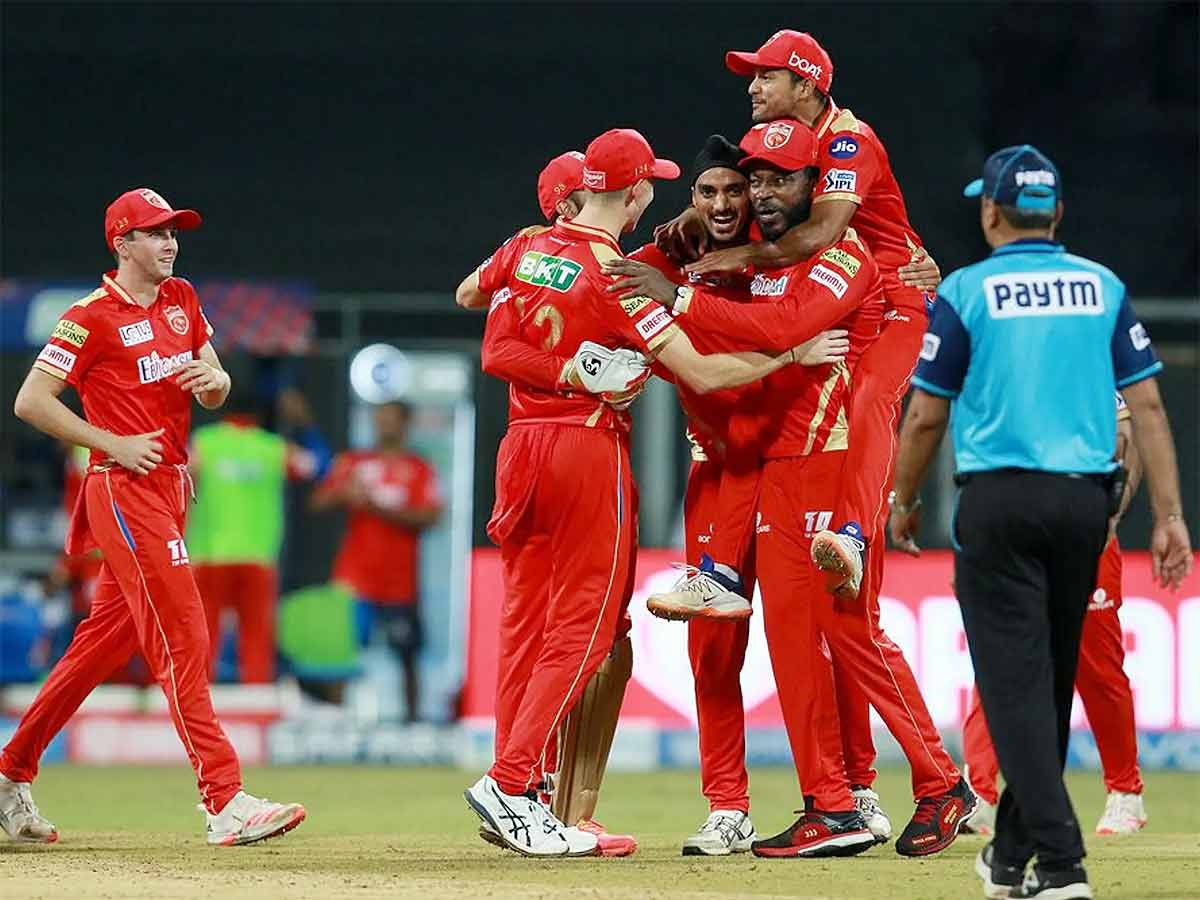 The PBKS team needs some confidence with victories under their belt   BCCI-IPL