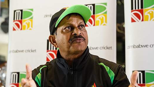 Lalchand Rajput appointed full time coach of Zimbabwe cricket team