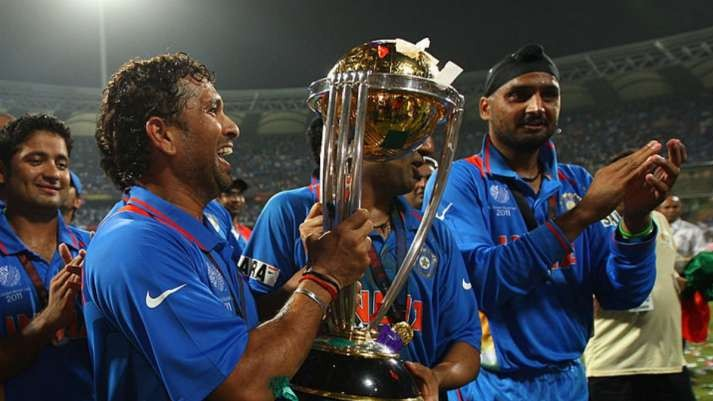 'I saw Sachin dancing for the first time': Harbhajan recalls Team India's celebration after 2011 World Cup win