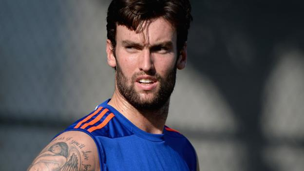 Reece Topley (Getty)