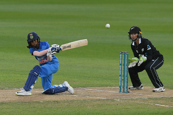 Jemimah Rodrigues scored her first fifty in her 5th match | Getty