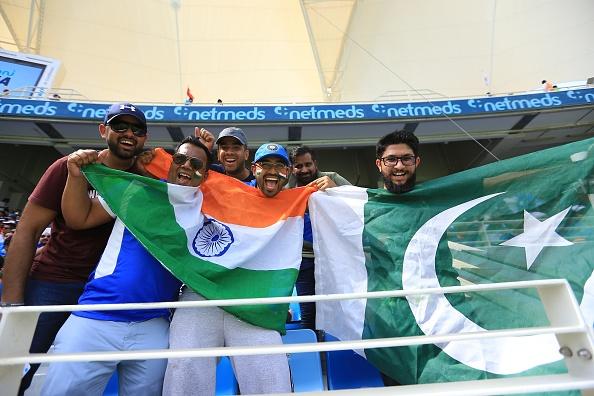 Fans love India-Pakistan cricket | Getty